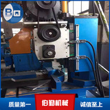 MC-425-NCHydraulic semi-automatic pipe cutting machine.