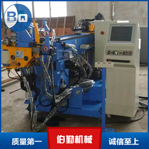 DW38CNC-3A-3SAutomatic pipe bender.